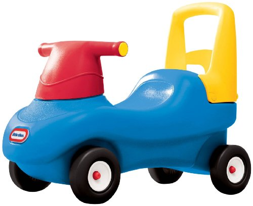 Little Tikes Push and Ride Racer - (Amazon Exclusive) (Best Push Toys For Walking)