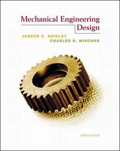 Mechancal Engineering Design