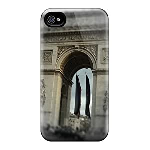 4/4s Scratch-proof Protection Case Cover For Iphone/ Hot Wonder Phone Case