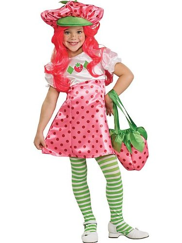 Strawberry Shortcake Costumes Baby (Deluxe Strawberry Shortcake Costume - Small)
