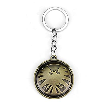 TUDUDU Los Agentes De Marvel De S.H.I.E.I.D. Eagle Symbol ...