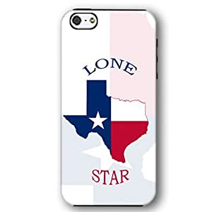 Texas State Flag United States Flags iPhone 5 and iPhone 5s Armor Phone Case