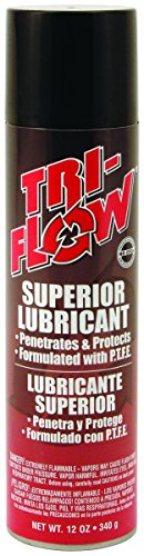 (Tri-Flow Lube 12Oz Aerosol Spray)