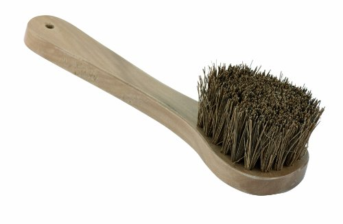Paderno Cuisine Wood World (Paderno World Cuisine Wood Handled Wok Brush, 10-7/8-Inch Length)