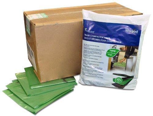 Whirlpool W10351673BU Plastic Compactor Bags, 180