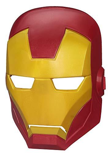 Avengers Marvel Assemble Iron Man Hero Mask