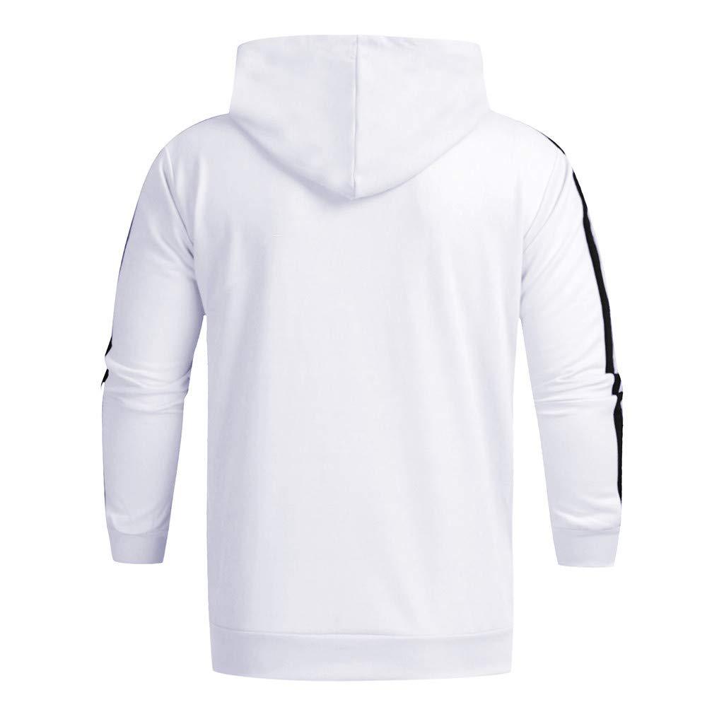 OCEAN-STORE Hoodie Sweatshirt Sports Jacket Mens op Tracksuit