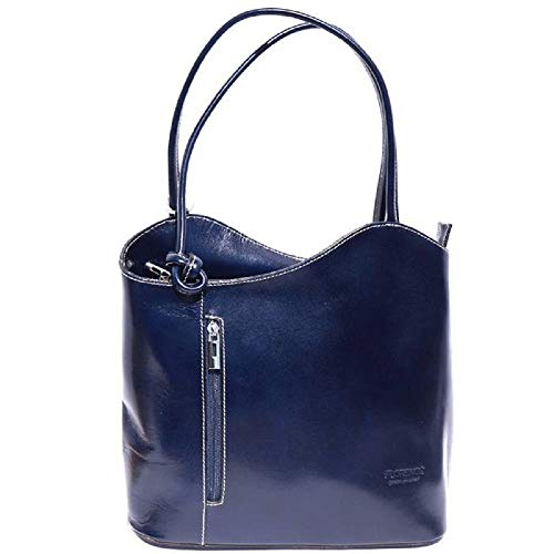 italian backpack purse - 2