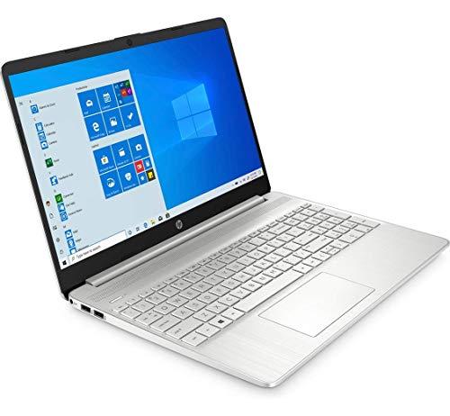 Hp 15s Fq1090ns Ordenador Portatil De 156 Fullhd Intel Core I7 1065g7 8gb Ram 512gb Ssd Intel Iris Plus Windows 10 Home Plata Teclado Qwerty Espanol