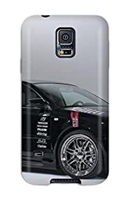 Faddish Phone Audi A3 Front Black Grey Sportback Cars Audi Case For Galaxy S5 / Perfect Case Cover