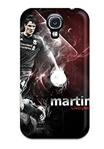 AnnDavidson Design High Quality Martin Kelly Cover Case With Excellent Style For Galaxy S4