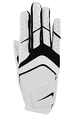 Nike Dura Feel Golf Glove Reg/ Right Handed Mens 3- pack