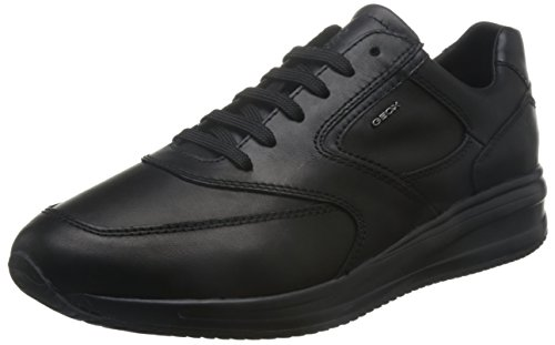 Dennie Sneakers Homme Noir U Basses A Geox black a5FqW
