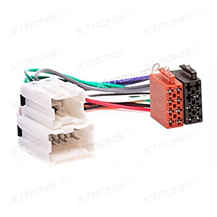 XTRONS ISO Wire Harness for Nissan Almera Micra Murano Patrol X-Trail on