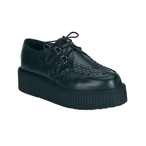 Leather Basic Creeper Shoe - 2