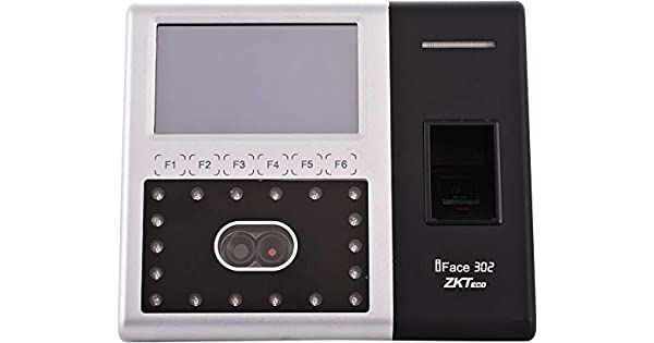 ZKTeco Biometric Time and Attendance and Access Control Terminal
