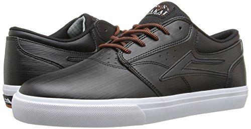 LAKAI Skateboard Shoes GRIFFIN WT BLACK SYNTHETIC