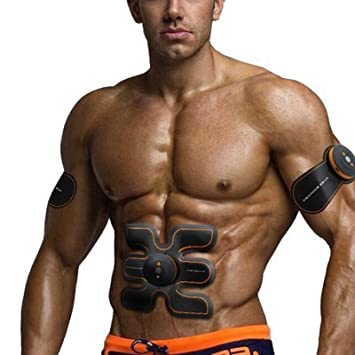 Abdominal Toning Belt Core Training Fat Loss Waist Trainer Men Women ABS Exercise Equipment