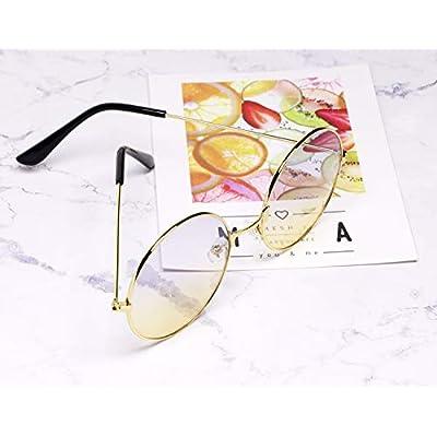 Penta Angel 3Pcs Colored Round Retro Hippie Sunglasses Vintage 60's 70's Style John Lennon Circle Glasses for Men Women Kids Party Favors Dressing Costume Accessory: Toys & Games