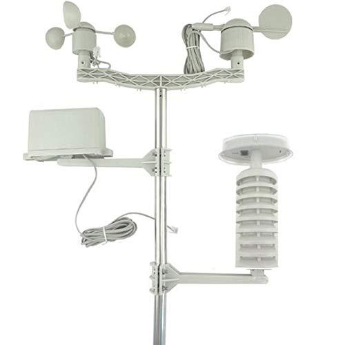 Domilay/WH-SP-WS01 Anemometro Strumento per La Misurazione Della Velocit/à Del Vento Sensore di Velocit/à Del Vento Strumento Meteorologico Accessori per Anemometro Misol