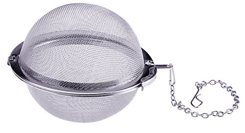 Prepworks by Progressive Stainless Steel Herb Ball - 3 Inch