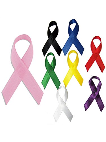 PinMart's Bulk Cloth Satin Awareness Ribbon GREEN -