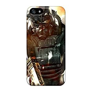 Premium Protection New Vegas Bros Case Cover For Iphone 5/5s- Retail Packaging