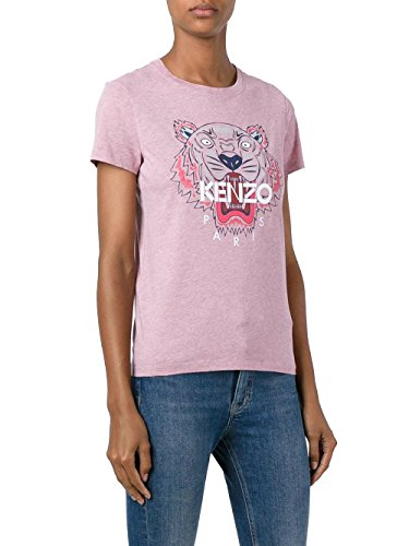 kenzo-mens-f662ts7214yr32-pink-cotton-t-shirt
