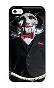 Iphone 5/5s Case Bumper Tpu Skin Cover For Jigsaw Movie Accessories