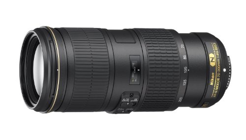 Nikon AF-S Nikkor 70-200MM F/4G ED VR Lens - International Version (NO )