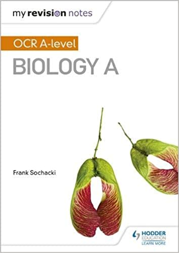 My Revision Notes: OCR A Level Biology A: Amazon co uk