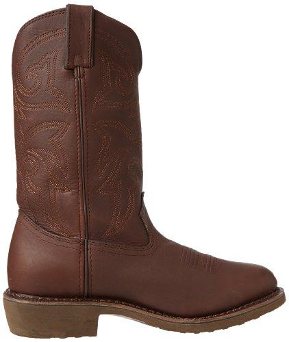 Weite stivali da occidentali Ee stivali equitazione workboot Durango FR104 Brown TxgA1qOOw