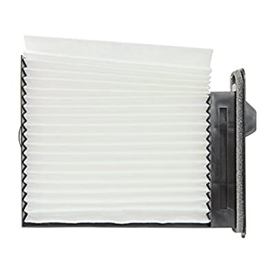 TYC 800101P Nissan Versa Replacement Cabin Air Filter: Automotive