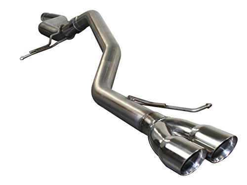 aFe 49-46401 MACHForce XP SS-409 Cat-Back Exhaust System for Volkswagen Jetta TDI L4-2.0L Volkswagen Cat Back Exhaust