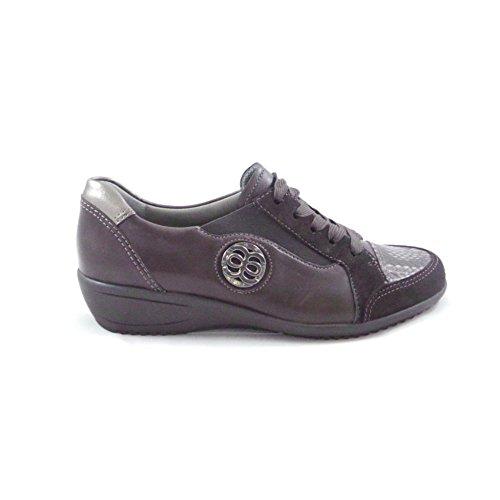 Www Mujer Off 70 Para Cordones De Marrón Zapatos Ara w4q6ASW 833534615ed72