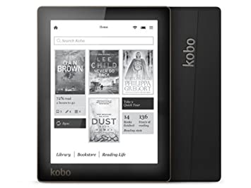 Kobo Aura - Lector de eBooks (CBR, CBZ, ePub, HTML, MOBI, PDF, RTF ...