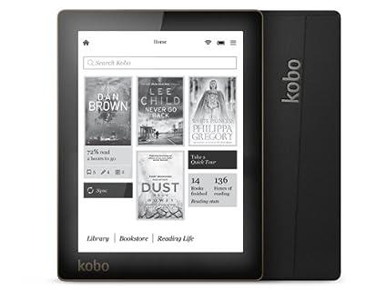 Kobo aura 6 pantalla tctil 4gb wifi negro lector de libro kobo aura 6quot pantalla tctil 4gb wifi negro lector de libro electrnico e fandeluxe Gallery