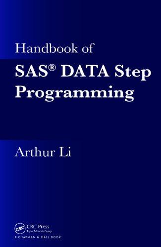 Download Handbook of SAS® DATA Step Programming Pdf