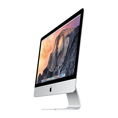 Apple iMac MF886LL/A 27in Intel Core i7-4790K X4 4GHz 32GB 3TB + 128GB SSD (Renewed)