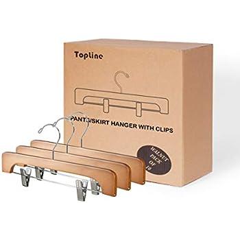 Amazon.com: Topline – Pantalones/Falda De Madera clásica ...