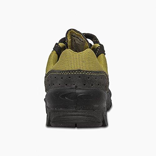 Cofra Riace S1P SRC par de zapatos de seguridad talla 44color azul