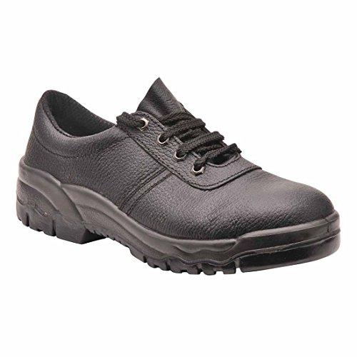 PORTWEST FW14 Steelite�?Protector Work Shoe S1P Black FW14BK-R48