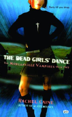 book cover of Dead Girl\'s Dance