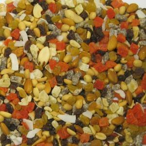 Hollywood Trail Mix - 5 lb. Zip Lock Pouch Bag by Treasured Harvest (Image #2)