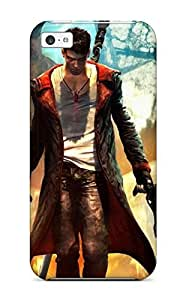 Hot XczisoI5912oevAH Devil May Cry Cartoon Tpu Case Cover Compatible With Iphone 5c