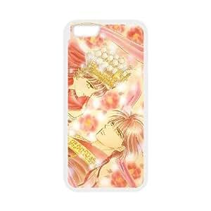 Fushigi Yuugi iPhone 6 4.7 Inch Cell Phone Case White fsa