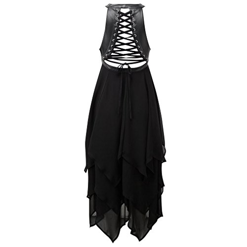 Killstar Maxi Divination Doom Dress Kleid FR8rHF