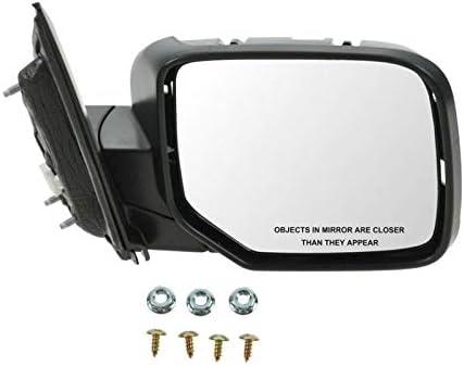 Side View Mirror Power Black Passenger Right RH for 09-13 Honda Pilot