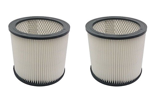 2 Filter Cartridges for 20 Gallon Shop-Vac