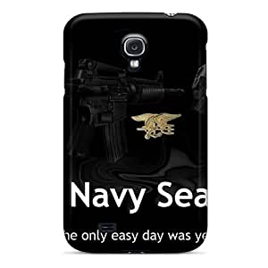 New Diy Design Navy Seal For Galaxy S4 Cases Comfortable For Lovers And Friends For Christmas Gifts